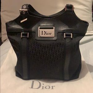 AUTHENTIC DIOR TOTE